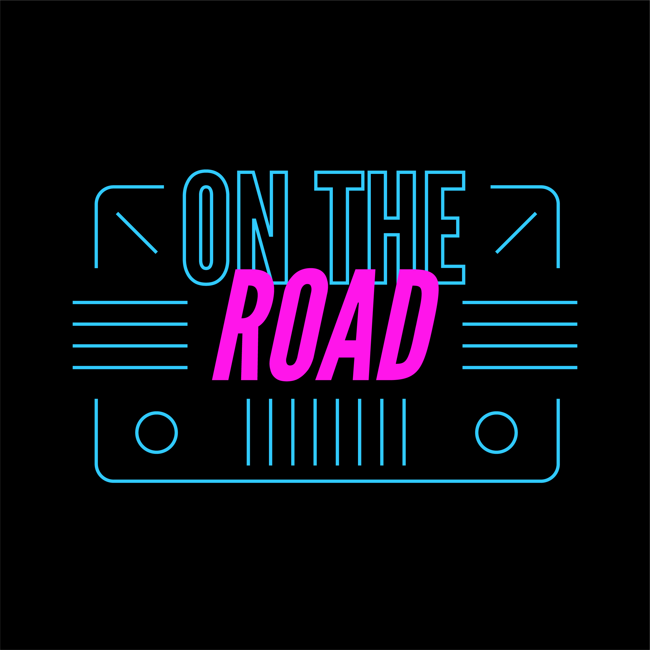 On the Road - 在路上
