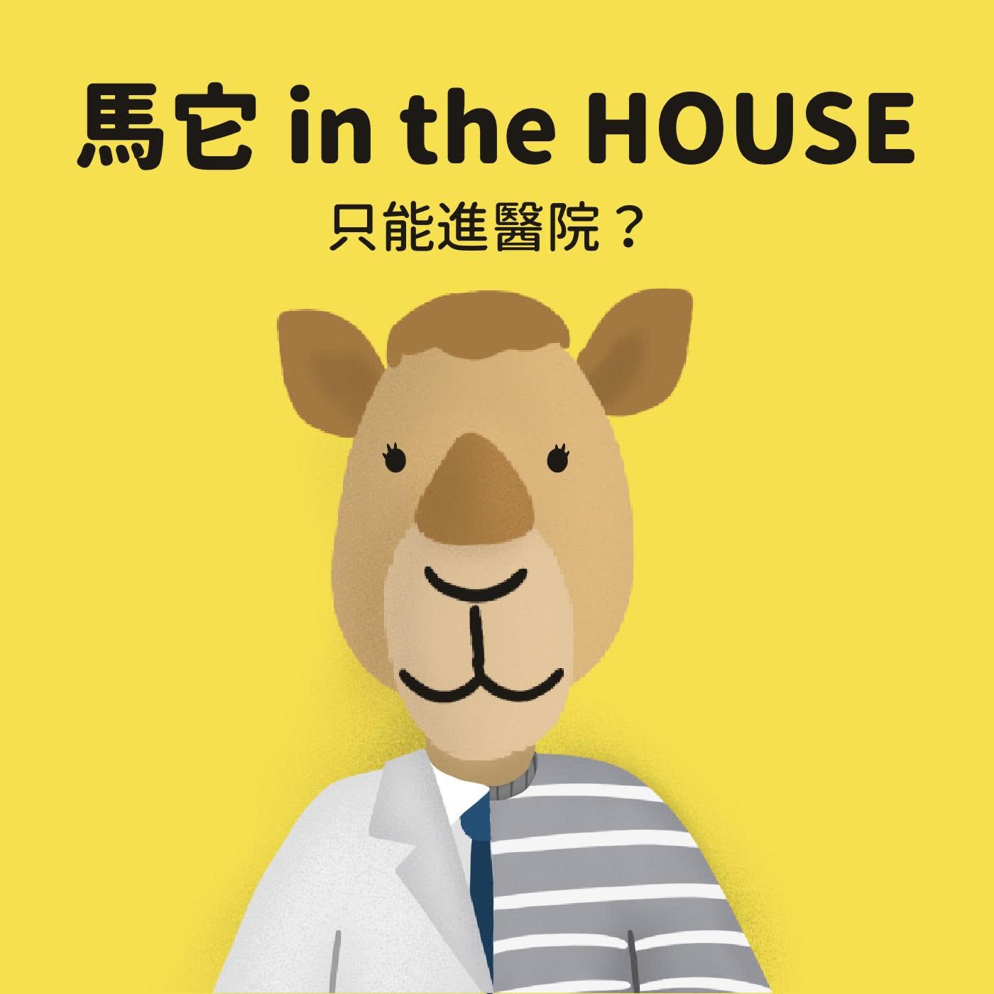 馬它 in the HOUSE - 只能進醫院?