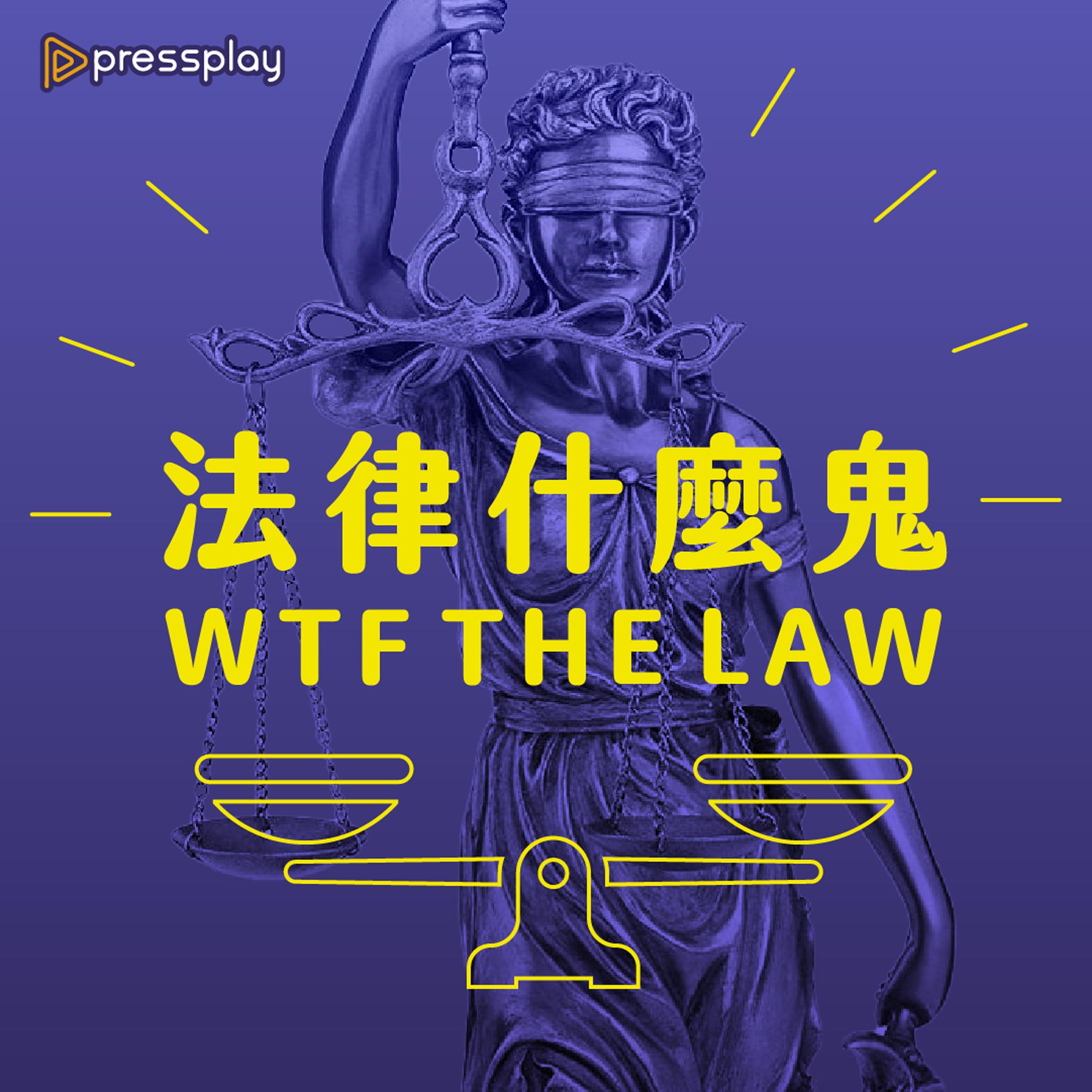 法律什麼鬼