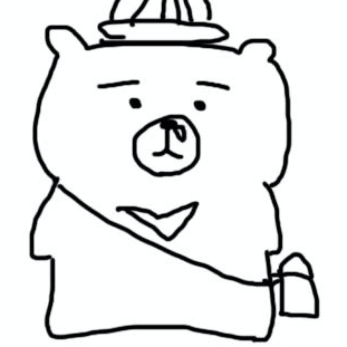 摸摸熊:今天吃什麼
