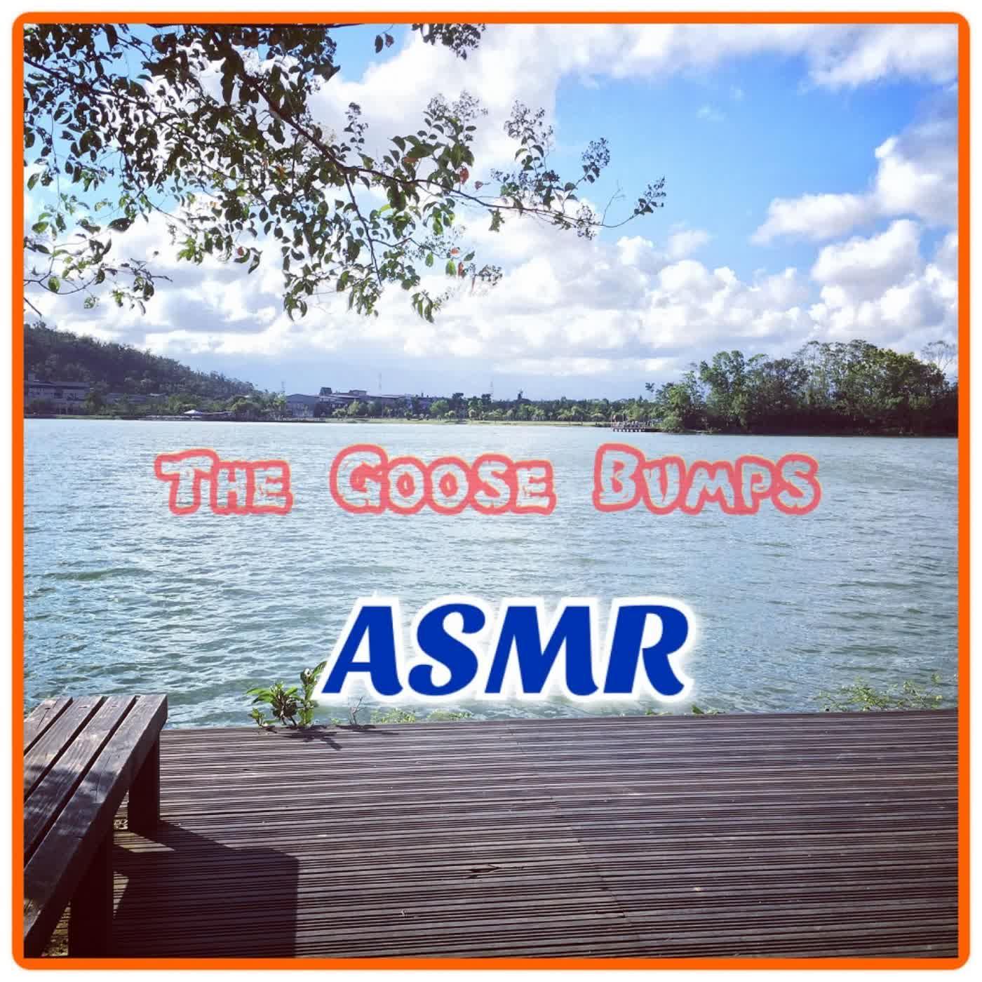 """The Goose Bumps ASMR """"G皮疙瘩"""""""