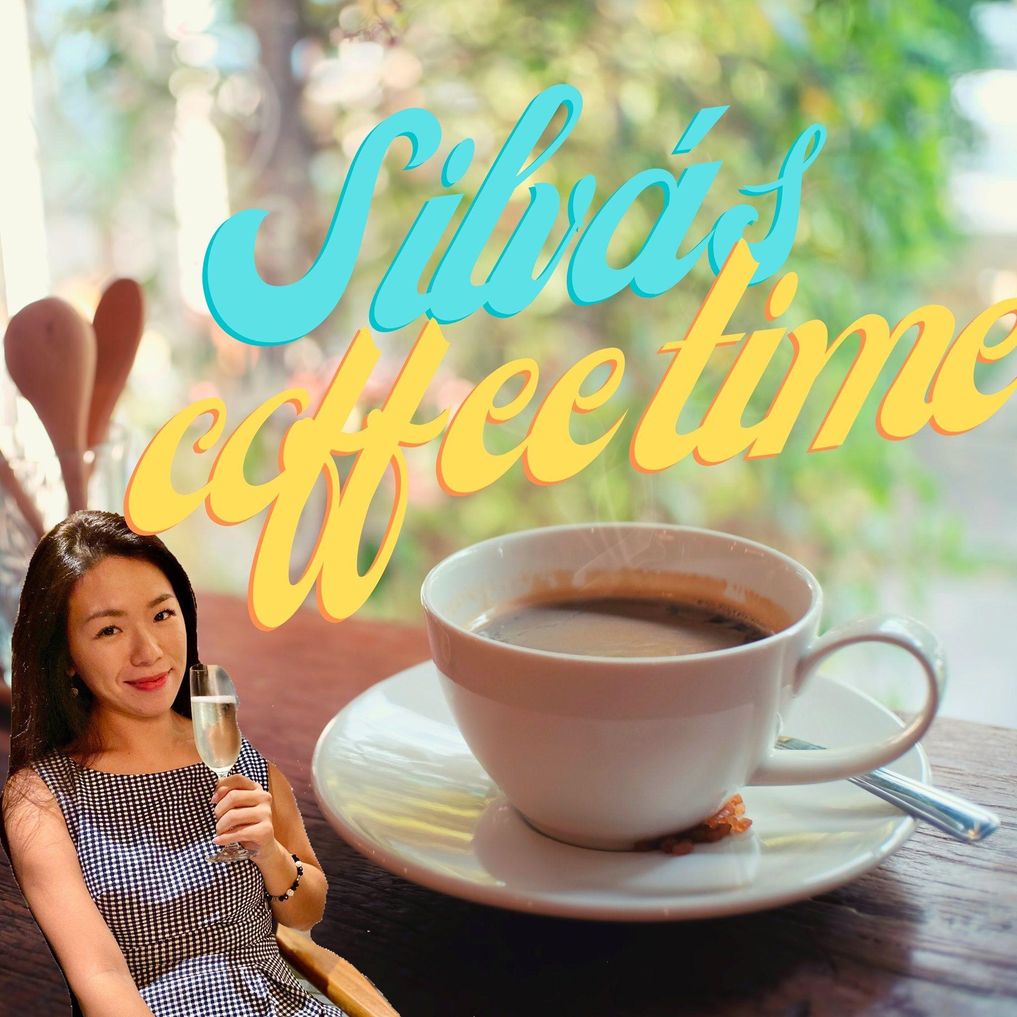 巧娃的空中咖啡時間