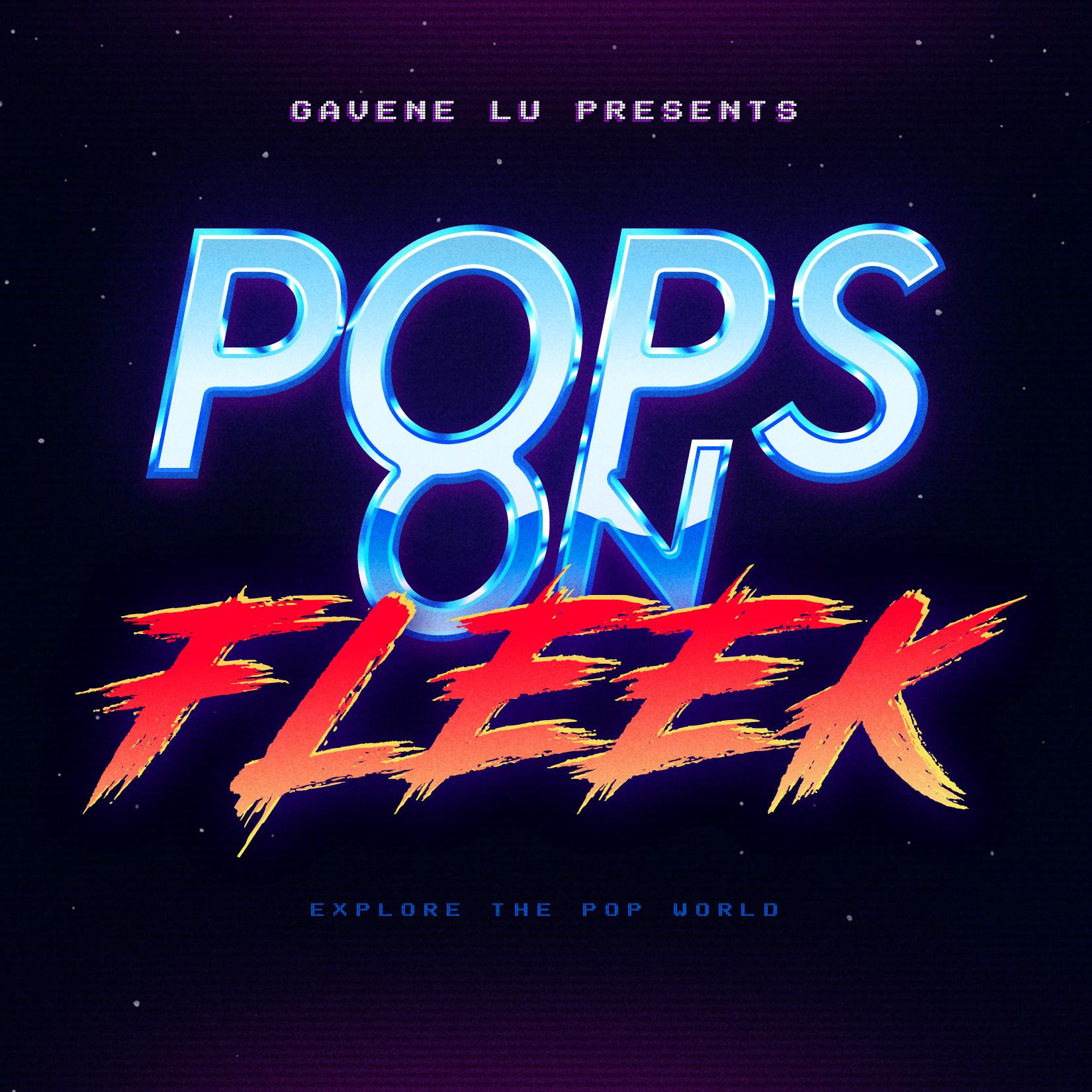 Pops On Fleek 薄鬆餅