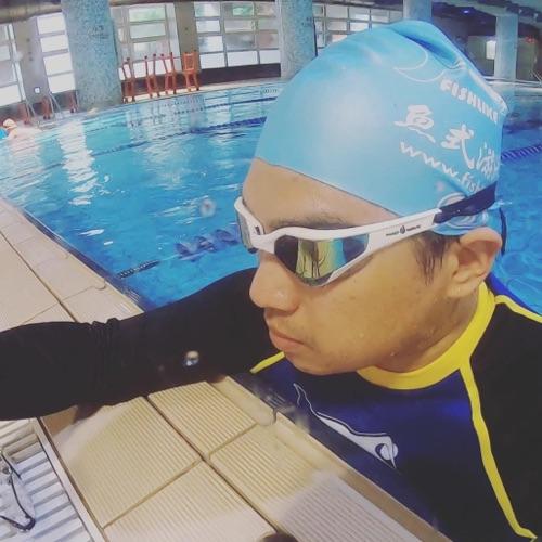 #005 游泳Q&A 如何練習45度側身平衡