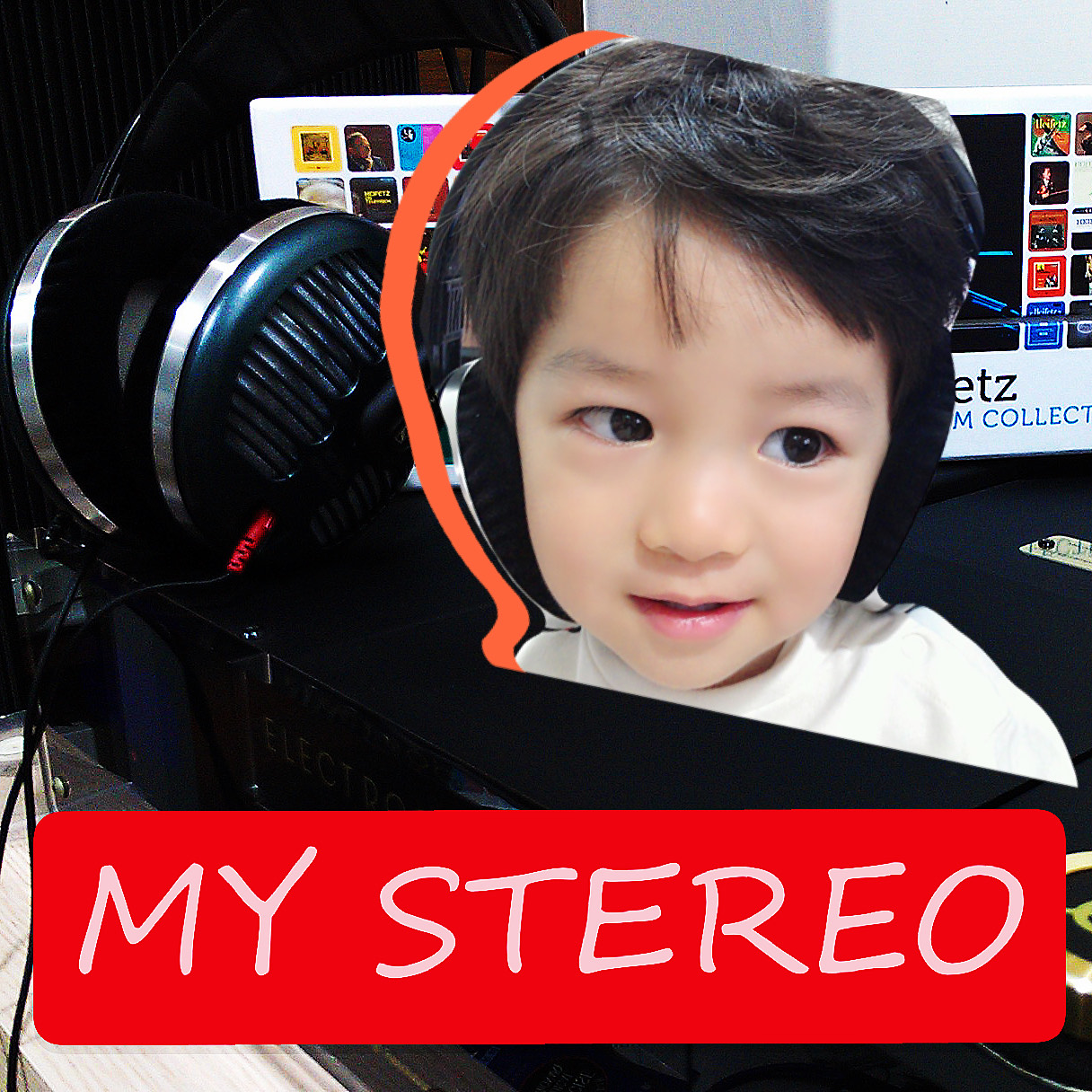 MY STEREO