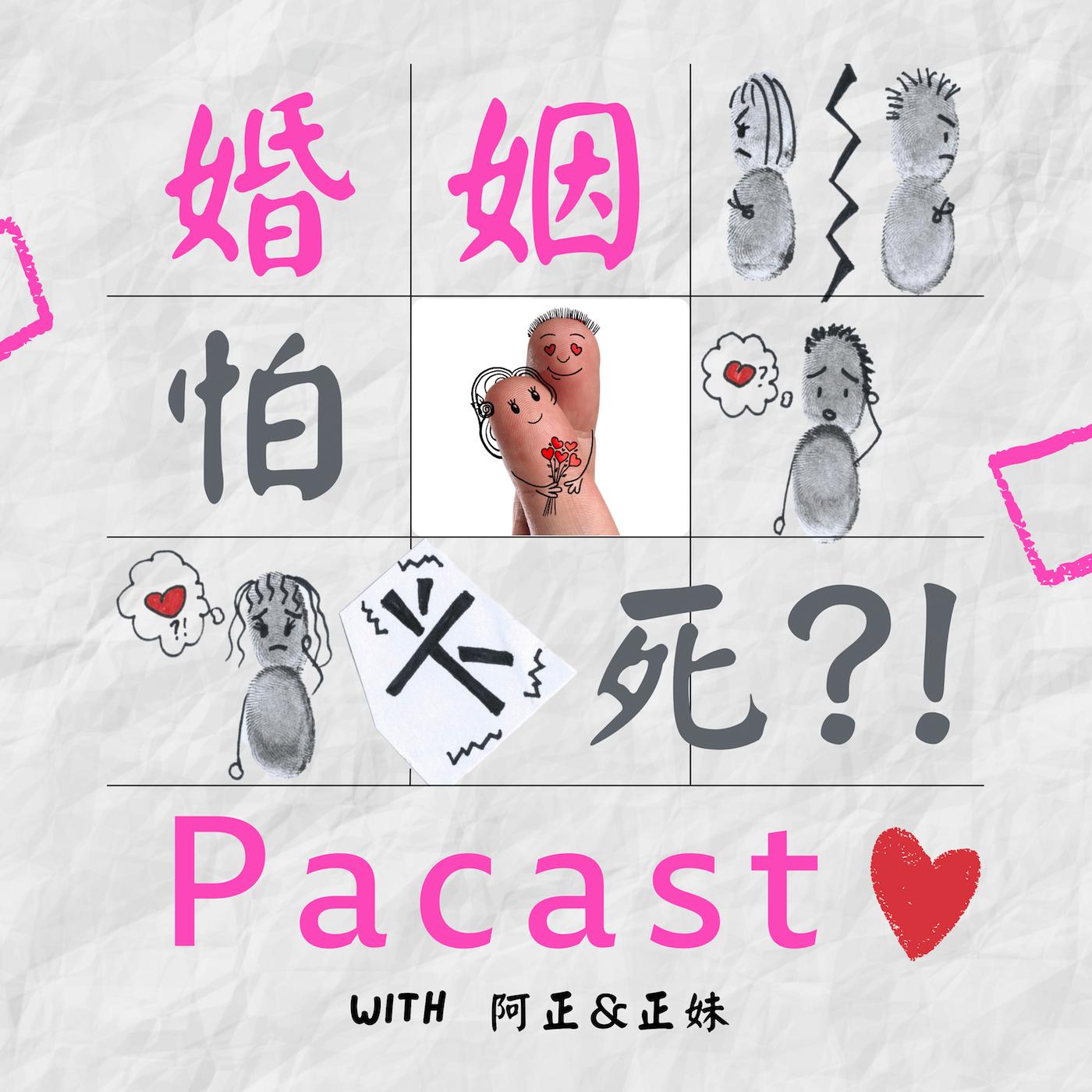 婚姻Pacast(婚姻怕卡死)