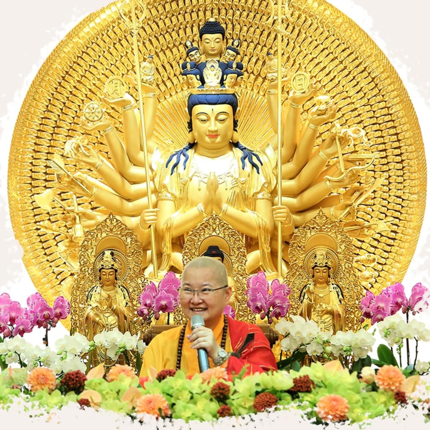 57.佛菩薩的無量化生,皆從三昧出。