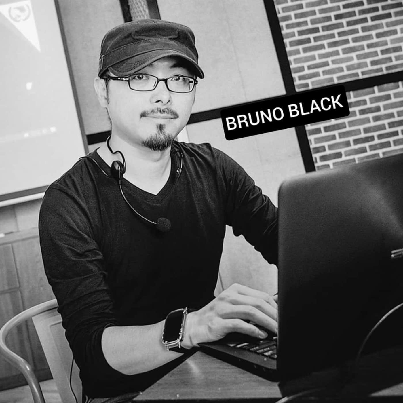 BRUNO BLACK / I am the Brand