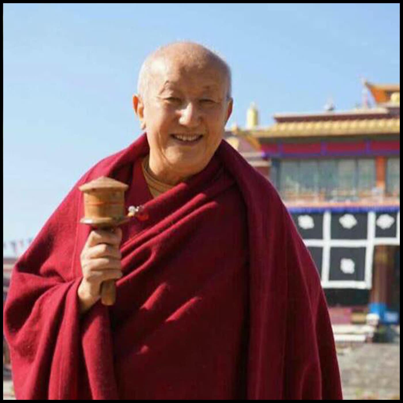 努巴仁波切 H.E. Nubpa Rinpoche