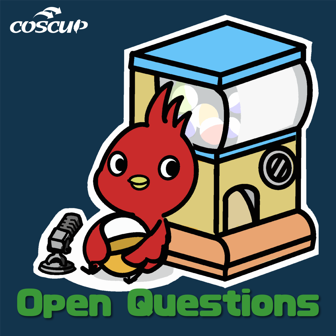 COSCUP Open Questions