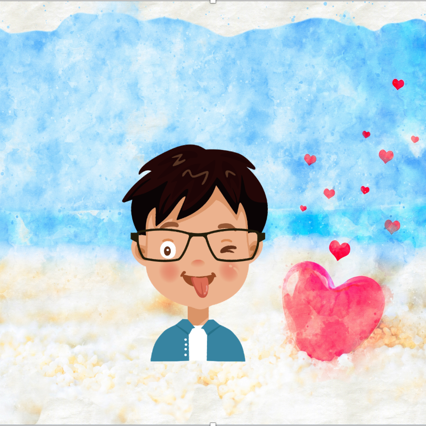 #5|愛唱歌、玩桌遊的小社工!獻唱一首「愛與希望」~feat.阿光