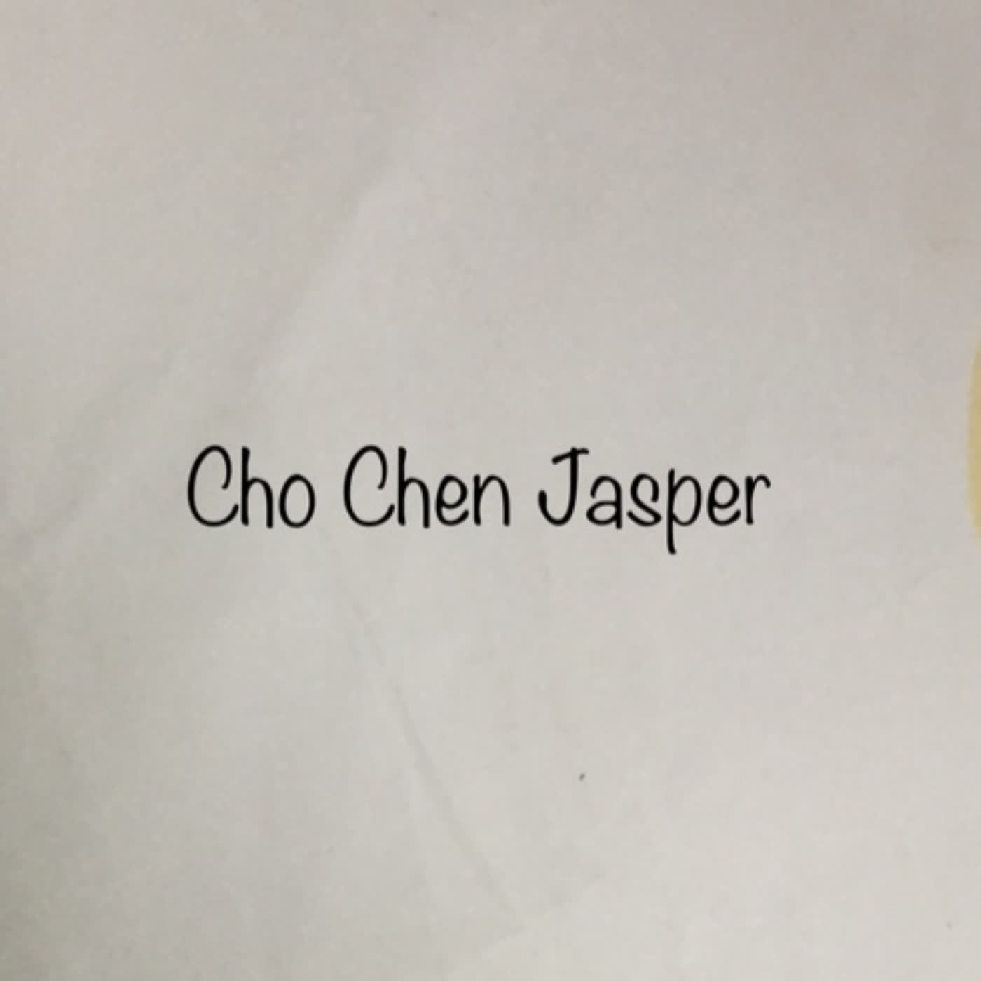 Cho Chen Jasper