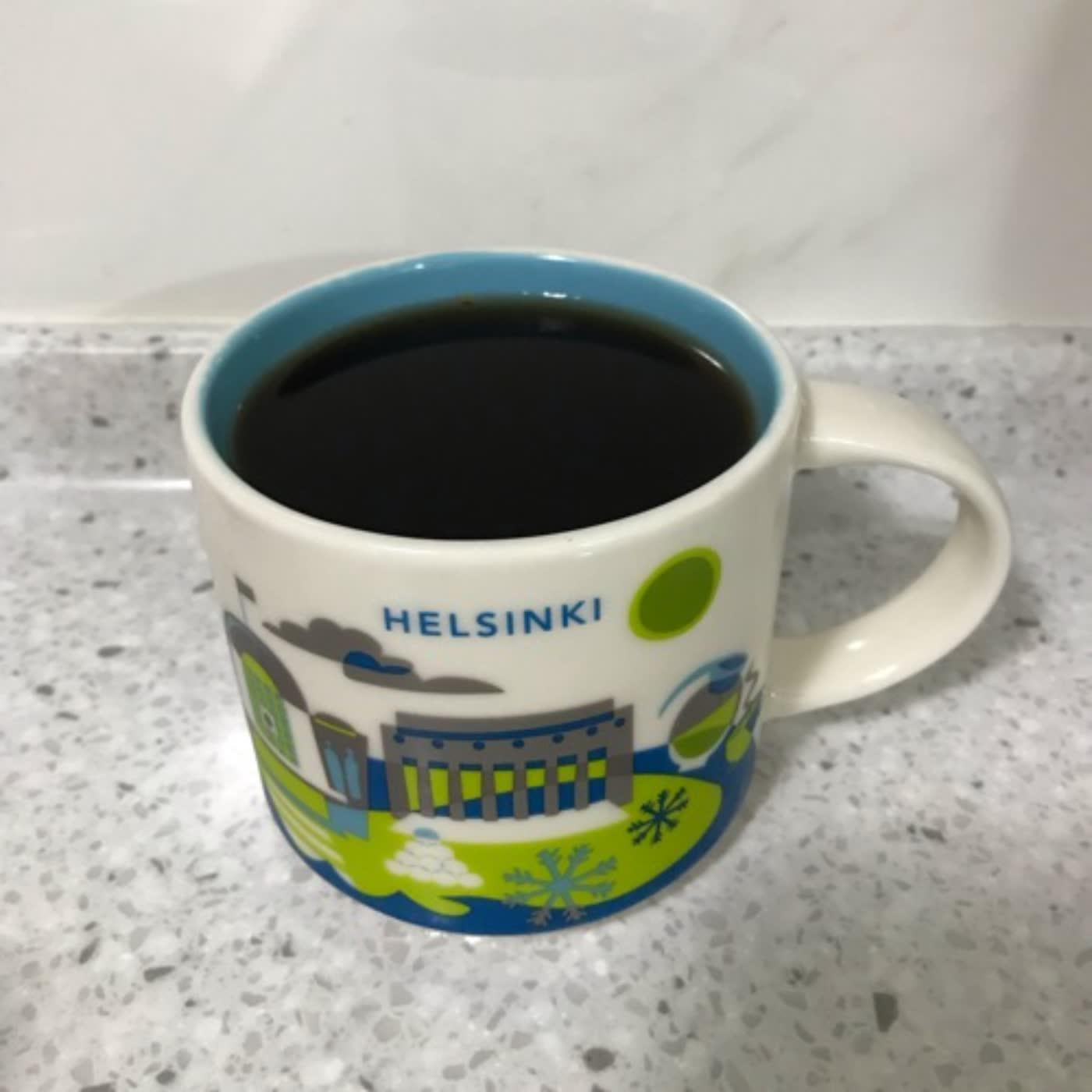 文老魯的黑咖啡