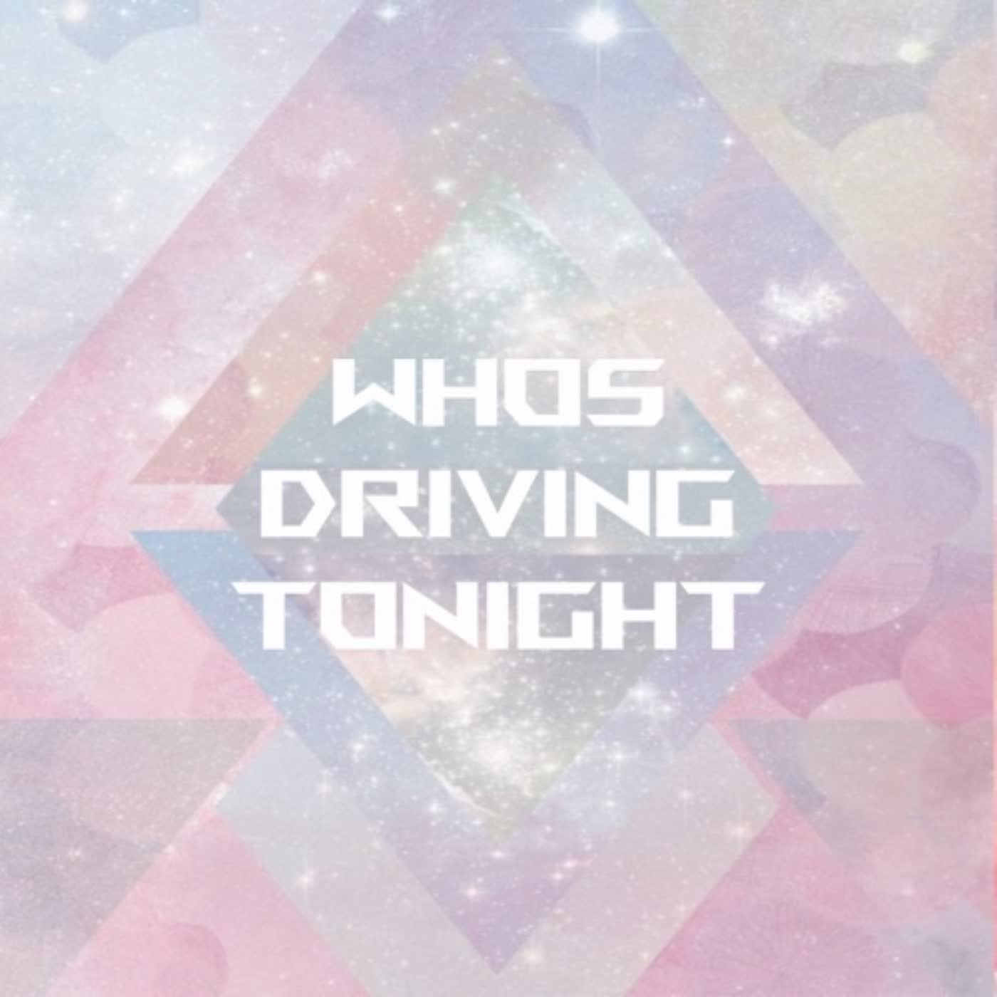 今晚誰開車🌈🚗