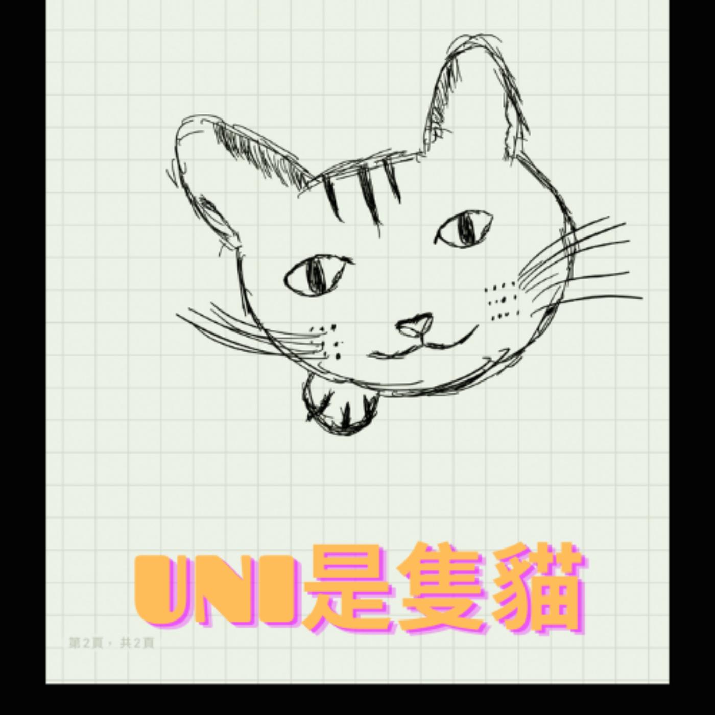 ウニ(Uni)是隻貓