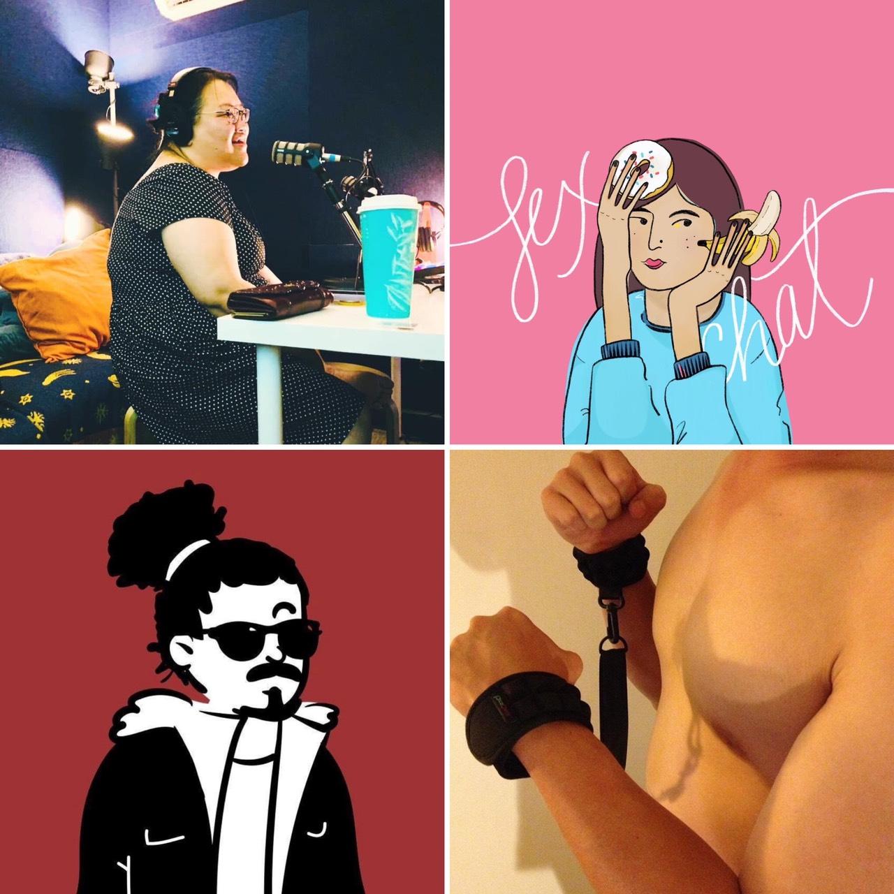 Ep. 52 給精蟲、卵子衝腦大學生的必修性愛通識課  20個性建議  Ft. 談性說愛 揚、最偏激的podcast 史丹利、女同志週記 Amy