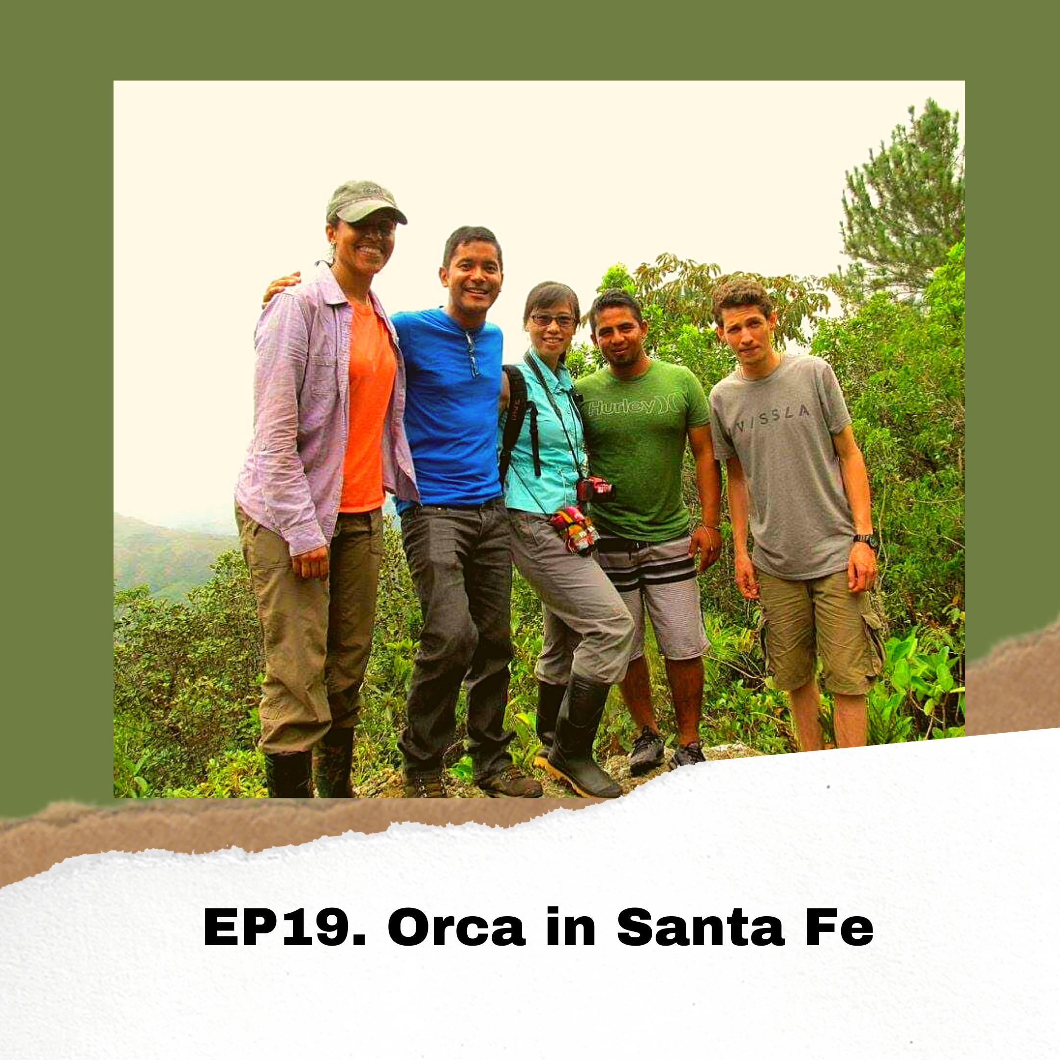 #19 先別說旅行了,你聽過Santa Fe嗎?│歐卡與巴拿馬人的森林小革命