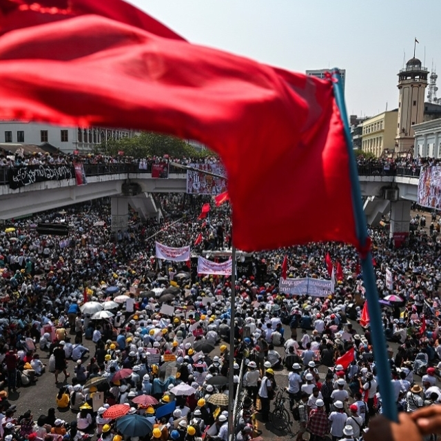 第231集:緬甸22222革命