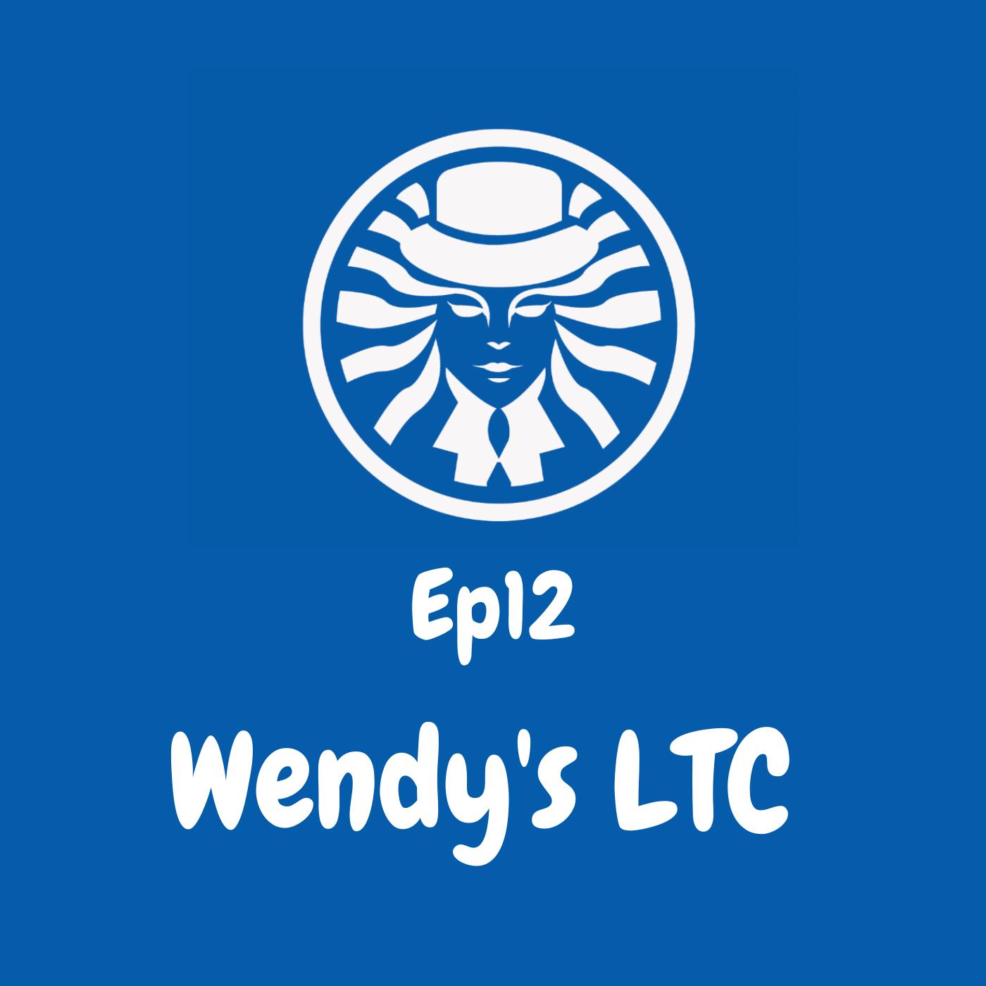 EP12 特別嘉賓《溫蒂食堂》創辦人溫蒂媽媽來到廣播間,讓大家聽聽長照者的心聲!
