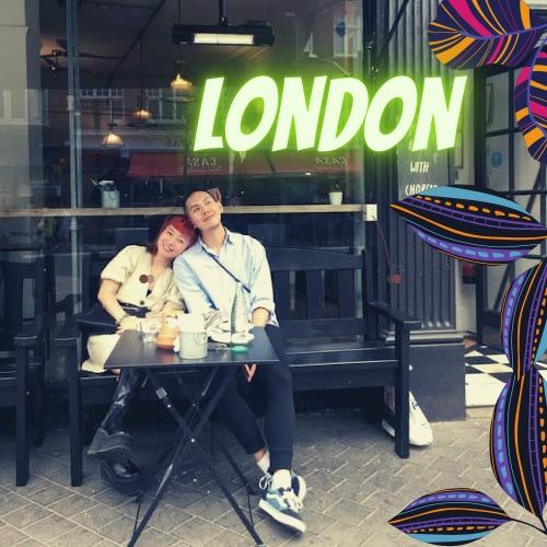 挫C家坐坐   世界特輯之在英國倫敦WORKING HOLIDAY的那年夏天,超便宜可以看到好多大咖的音樂祭,露天酒吧市集,所有人被和煦的氣候影響忍不住開笑顏-Feat.DUKE