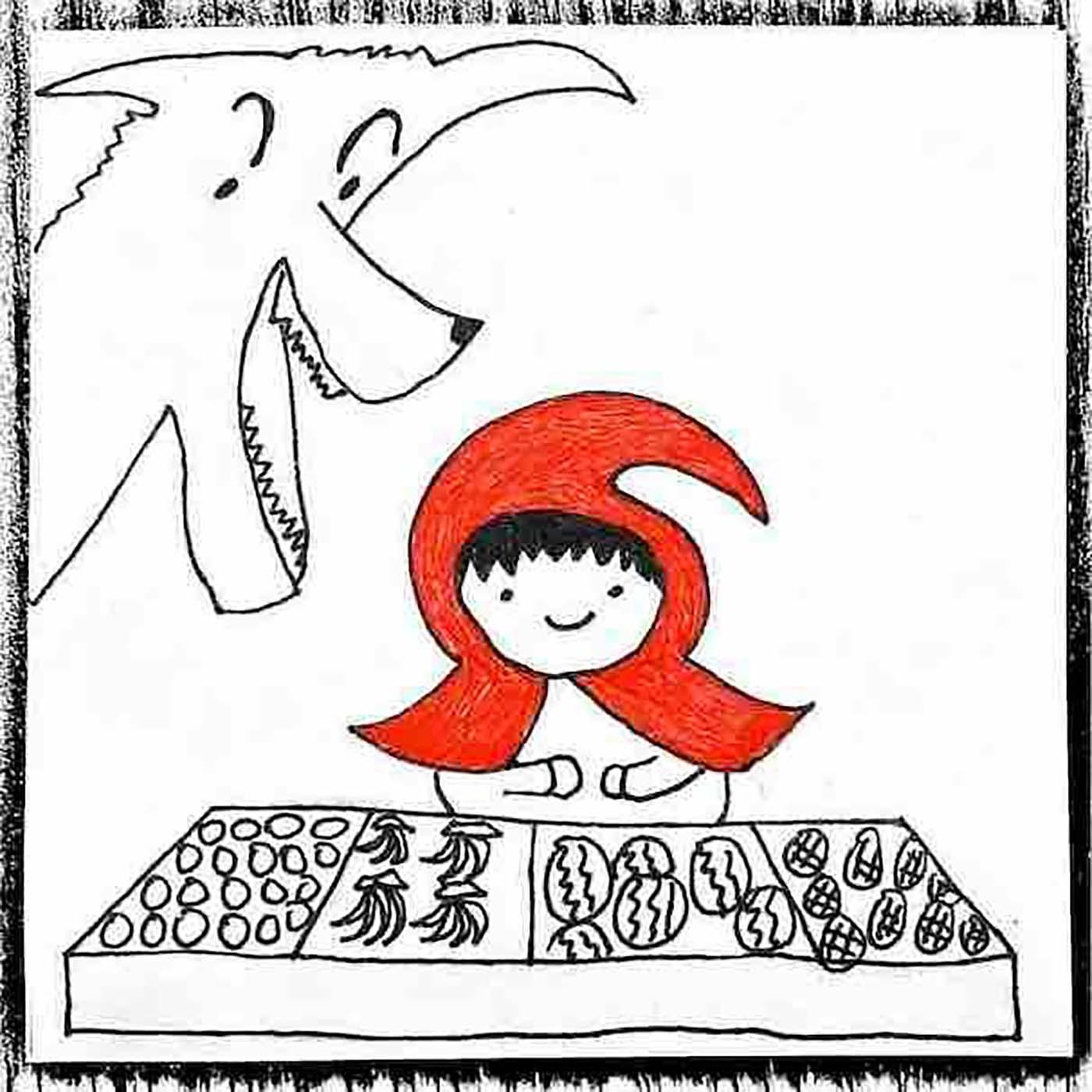 一起說故事Vol.4:小紅帽賣水果