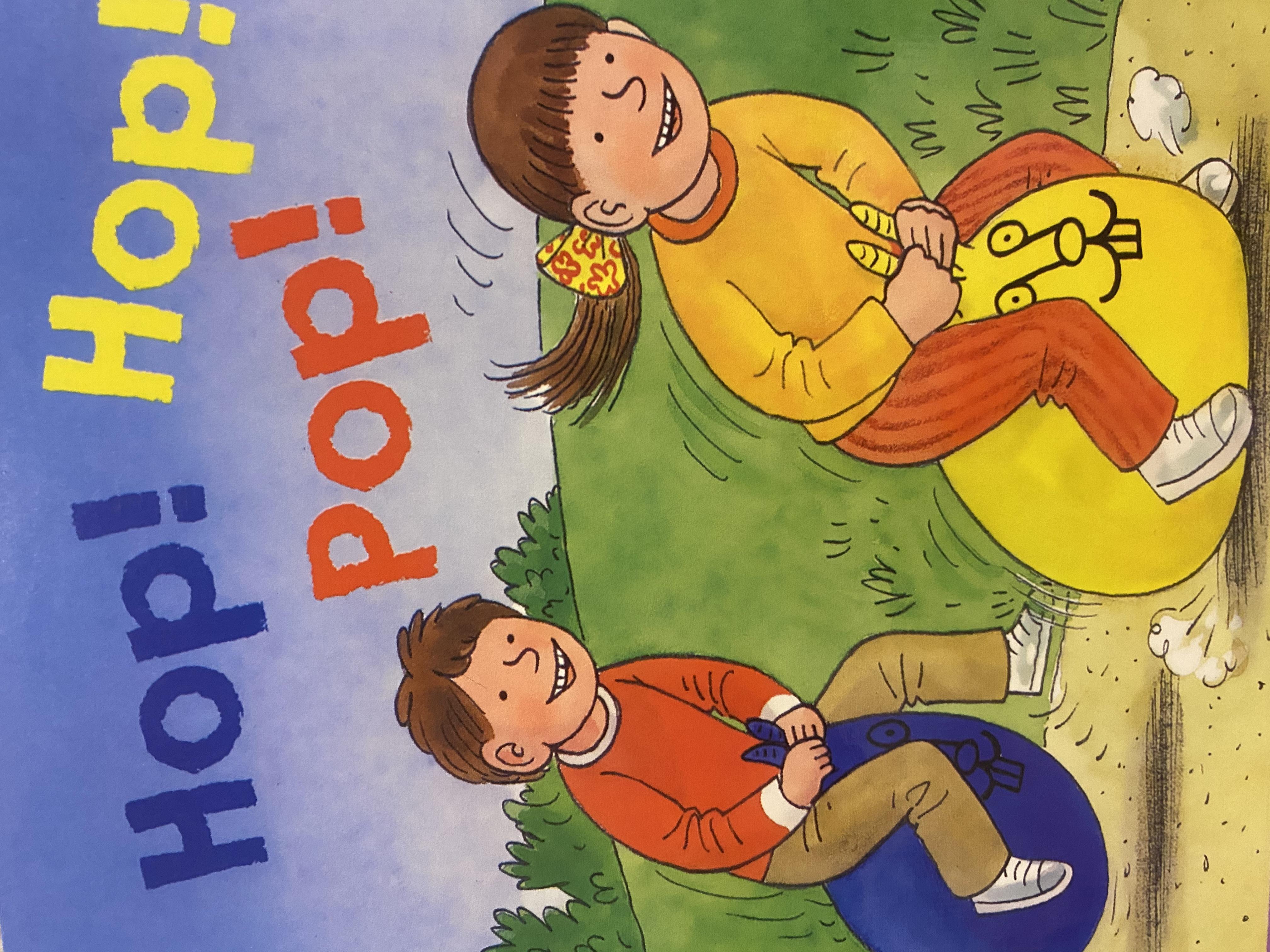 Hop! Hop! Pop!/ Oxford reading tree