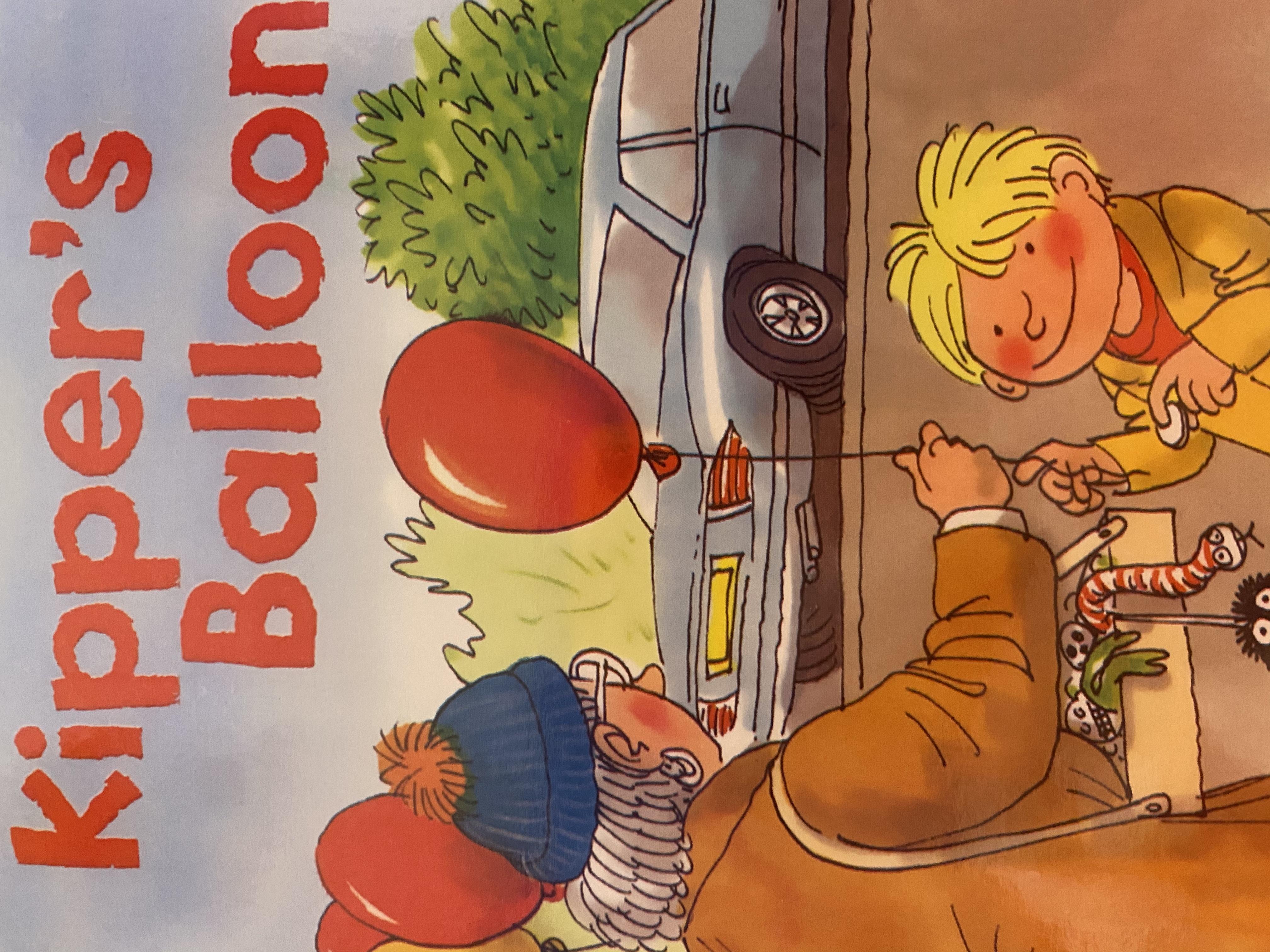 Kipper's ballon/ Oxford reading tree