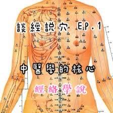 [談經説穴]EP.1 經絡學說-中醫學的核心