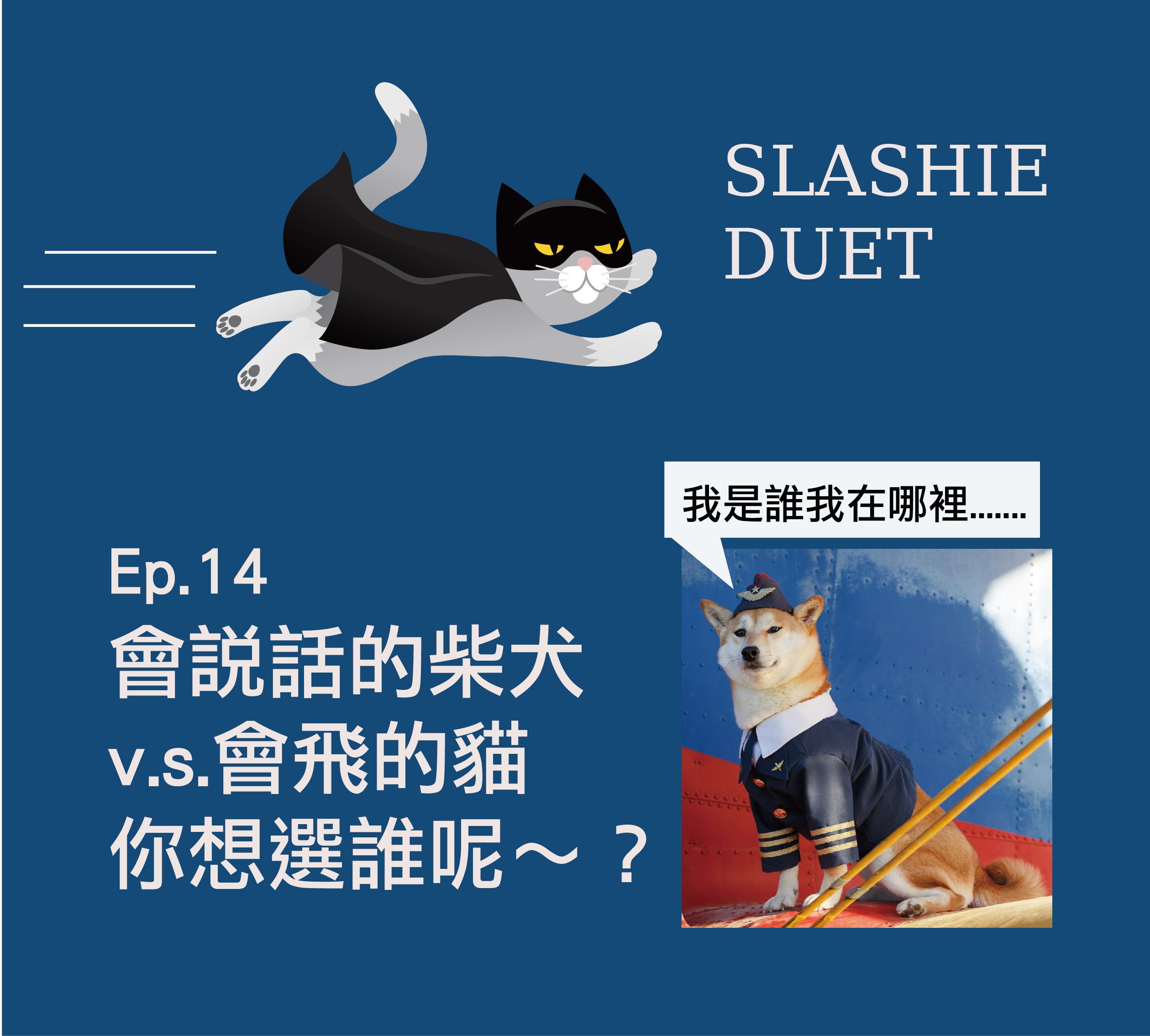 Ep14. 《隨便玩玩》會說話的柴犬與會飛的貓咪,你想選誰呢?(有本慎入?)