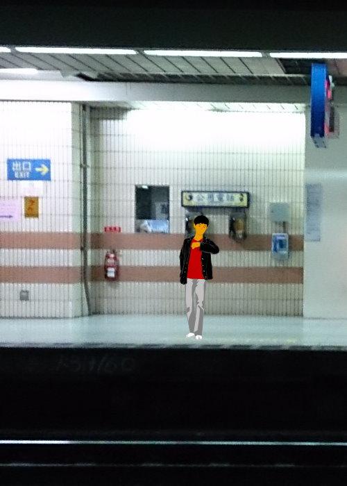 [失蹤]二. 關不起來的門˙一再錯過˙與跟蹤狂的合照(2)