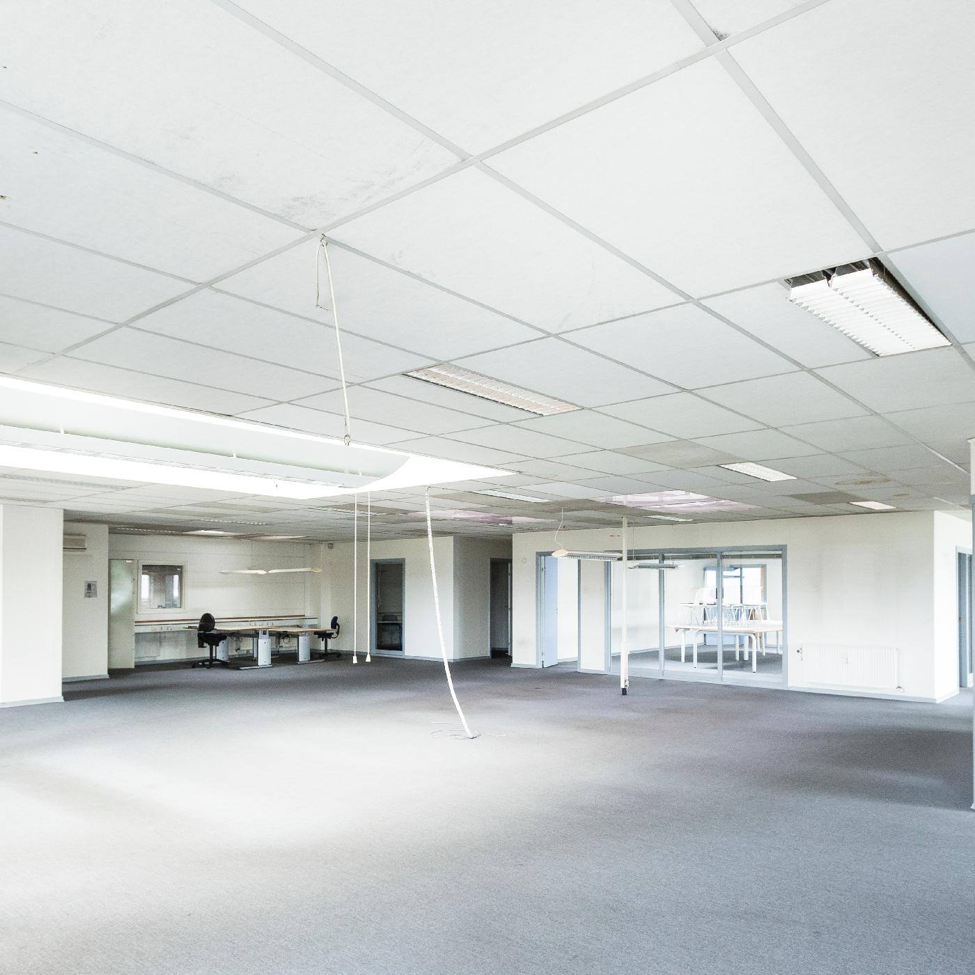 怪談故事-辦公室的天花板