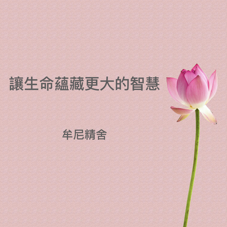 讓生命蘊藏更大的智慧