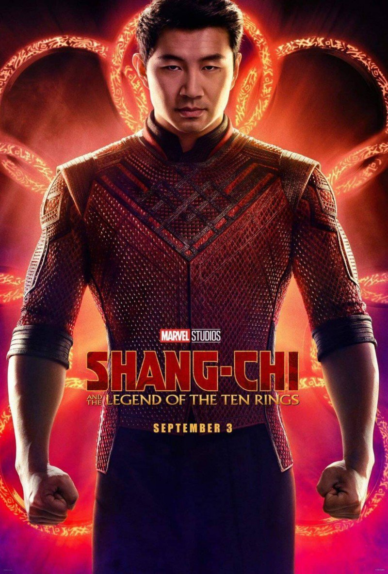 EP.89|Marvel宇宙《尚氣與十環傳奇》男主角撞臉習近平【Shang-chi and The Legend of The Ten Rings】by就醬說just say