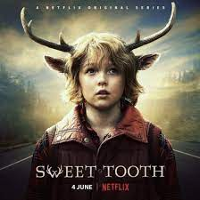 EP.137 DC影集《鹿角男孩》全新黑暗童話末日片影集小短評!【Sweet Tooth】by就醬說just say
