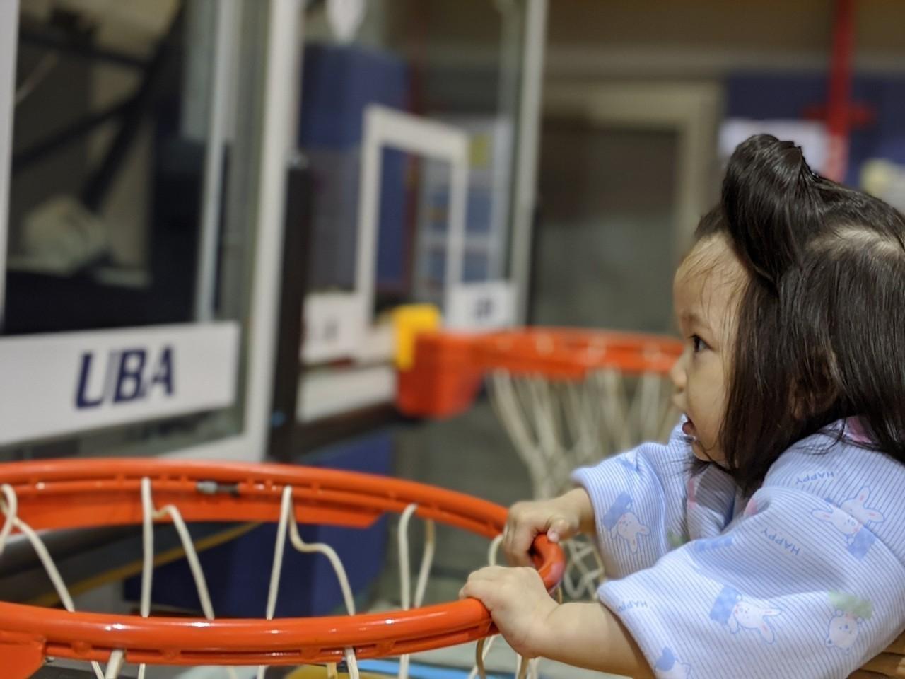 旅喵寶貝 嗨玩灌籃