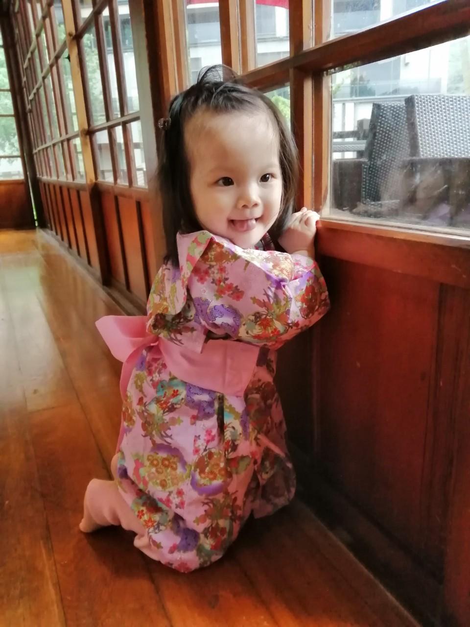 旅喵寶貝 旅喵抓周慶典:一元復始更新衣
