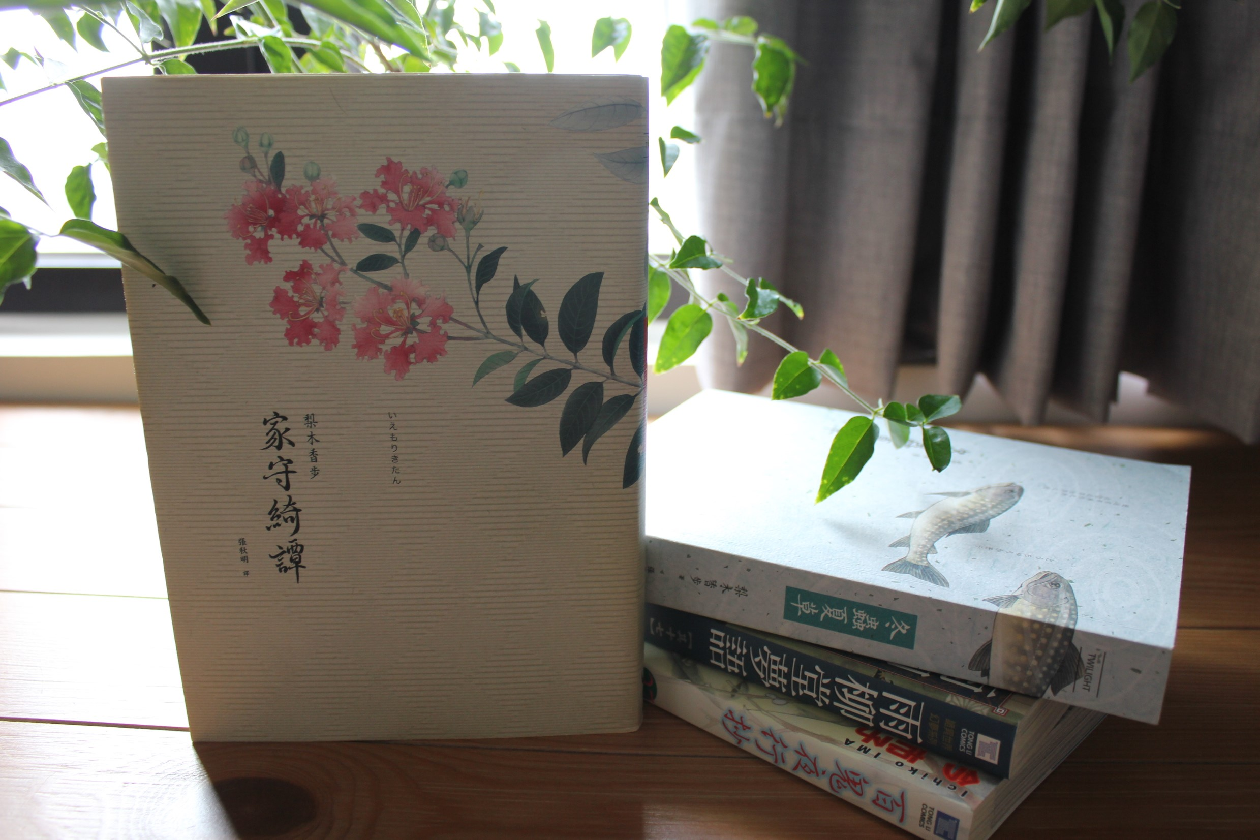 第11集(2021/6/1)WFH Book-hopping Challenge Day 1: 宅在家之必要