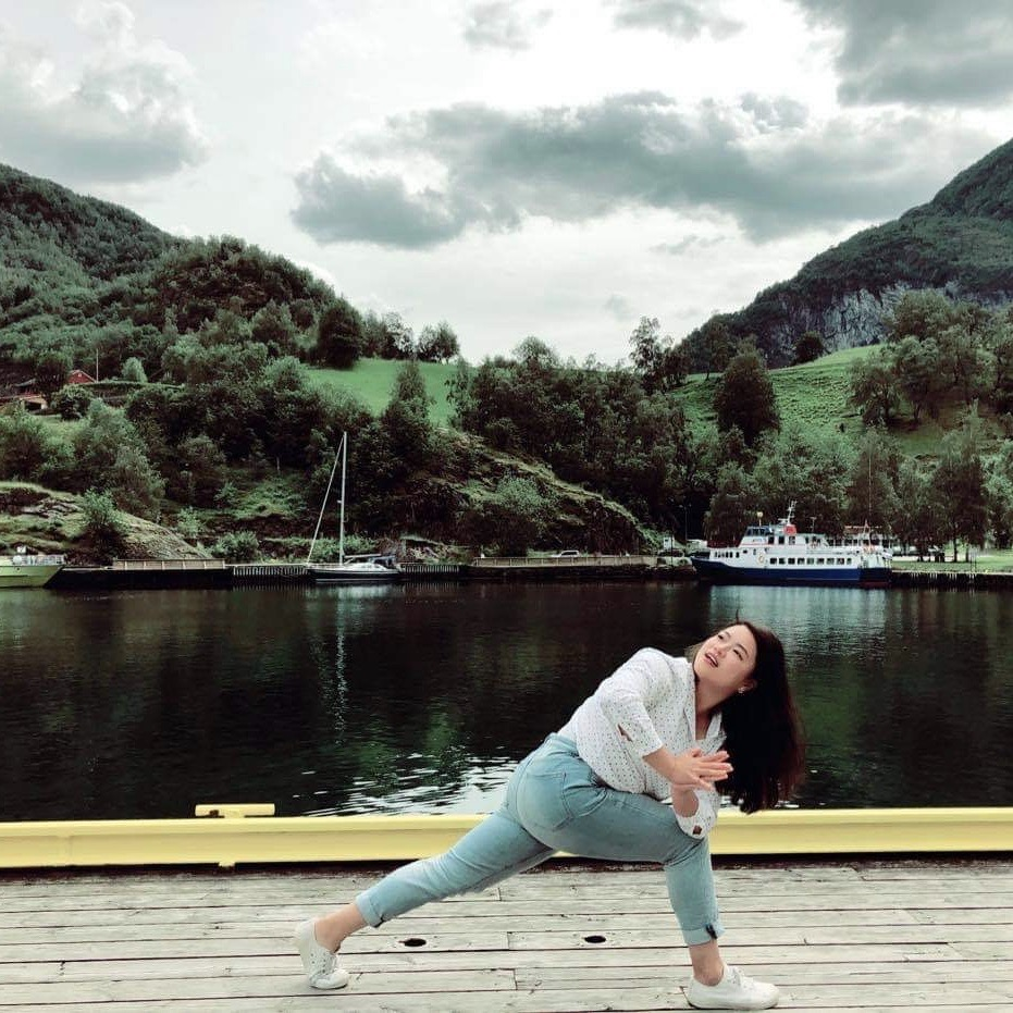 EP7 瑜珈物理治療師   林依橙:花更多時間去感受,就能減少對自己的批評