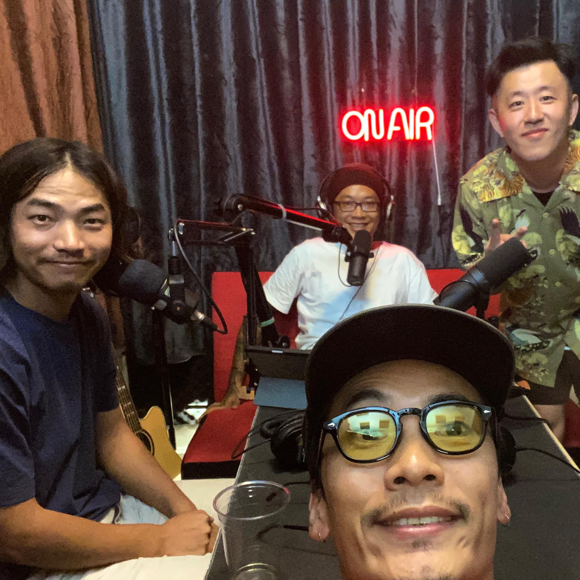 骑摩托走遍大半个中国的配音演员 因为摩托在泰国清迈扎下了根【柒玖电台 播客】