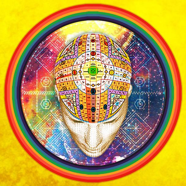 4分41秒 ◎ 全腦調頻音樂:KIN 170 磁性的白狗  Tunning Frequency Music of SYNCHRONOTRON 張之愷 JACK