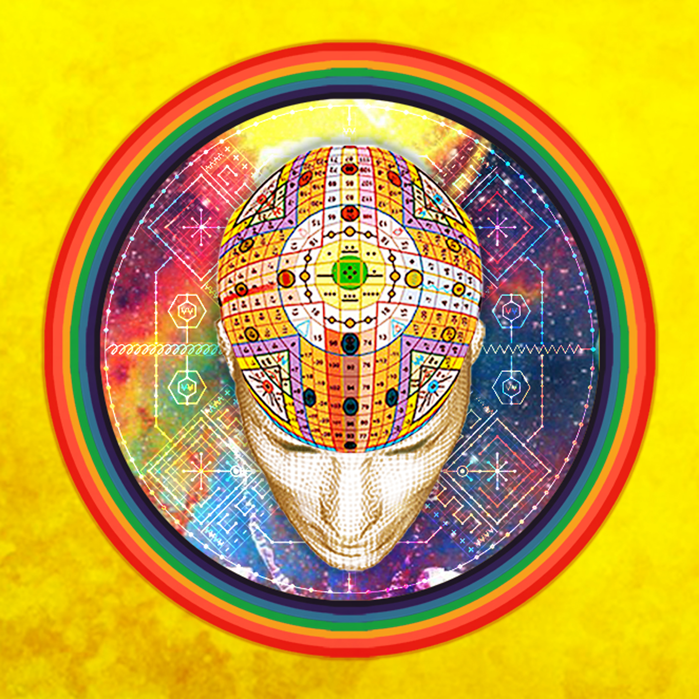 1320 全腦調頻音樂導引:KIN 183 磁性的藍夜|SYNCHROGALACTIC MEDITATION GUIDANCE|張之愷 JACK
