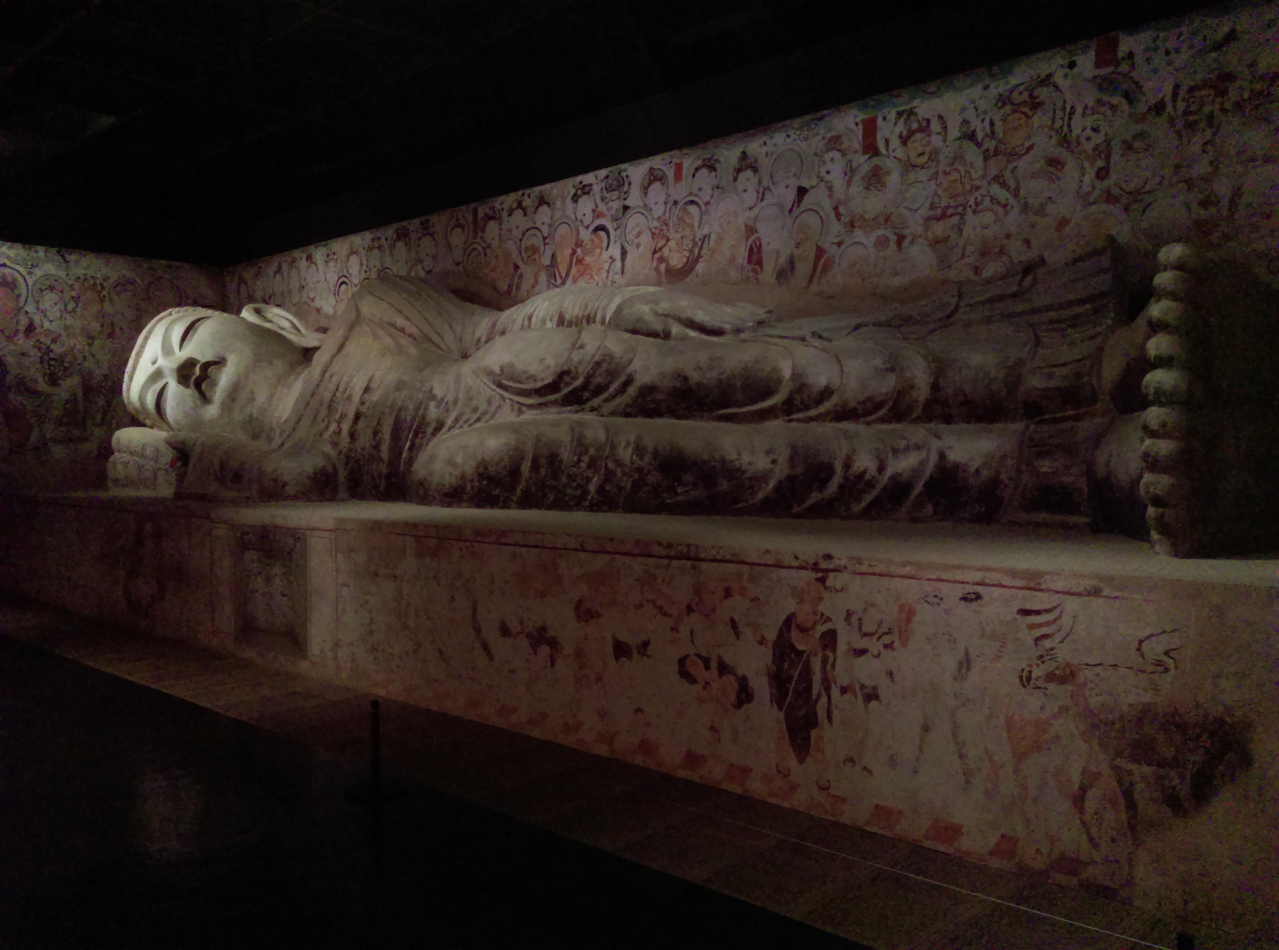 文化讚─《04》敦煌風華-談敦煌石窟背景與佛典故事《涅槃像》《維摩哲經變》