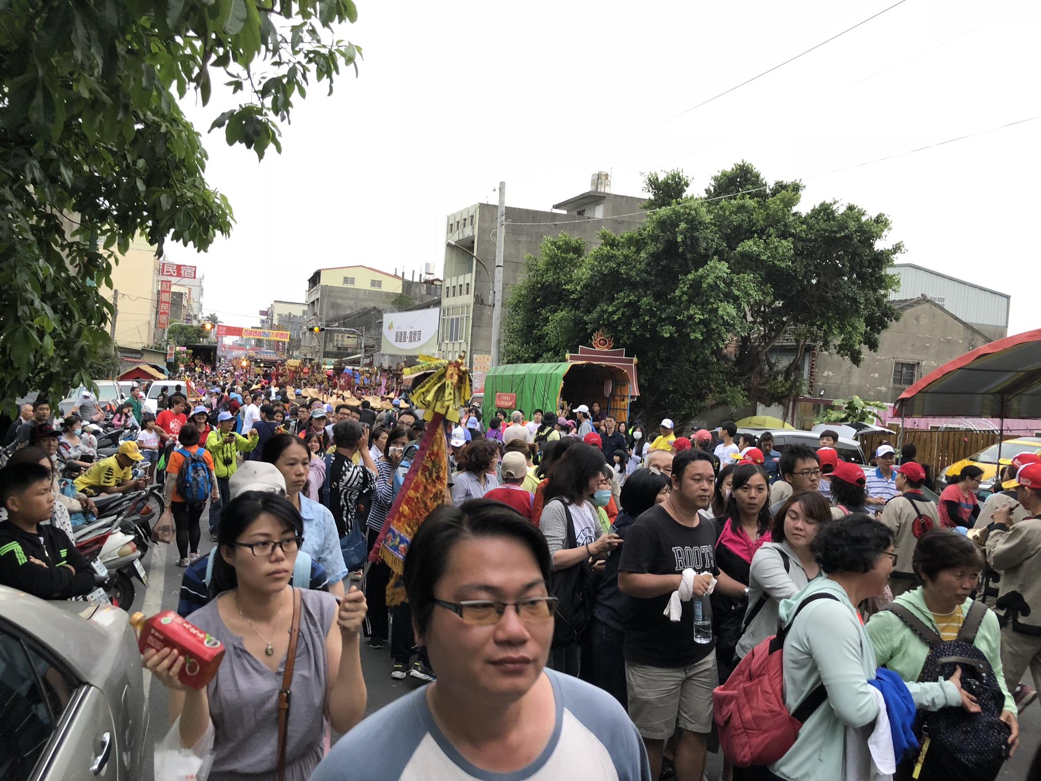 文化讚─《35》民俗分享~全民母親!略談台灣各大特色媽祖活動~