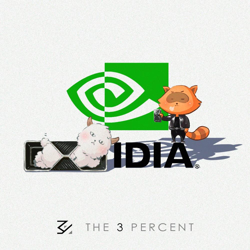 EP4 Nvidia — 作為顯卡界的龍頭,行銷策略亂來也是還好而已