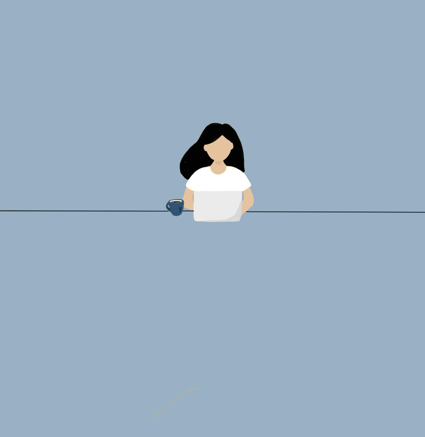 下班休息冥想-中文