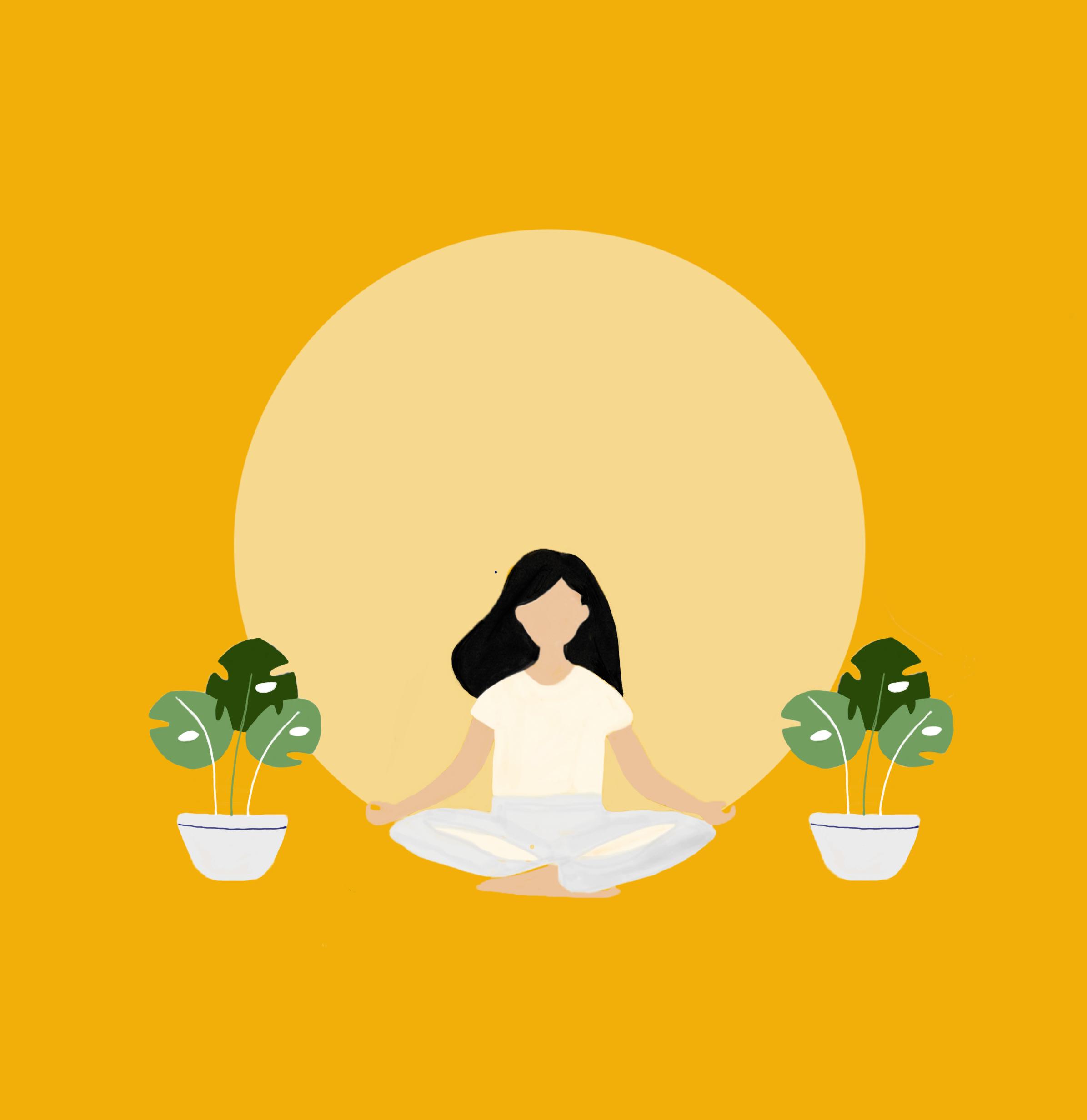 防疫專用練習感激晨間冥想-中文