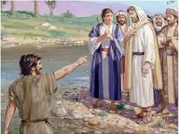 3月21日約翰福音五章31~35節