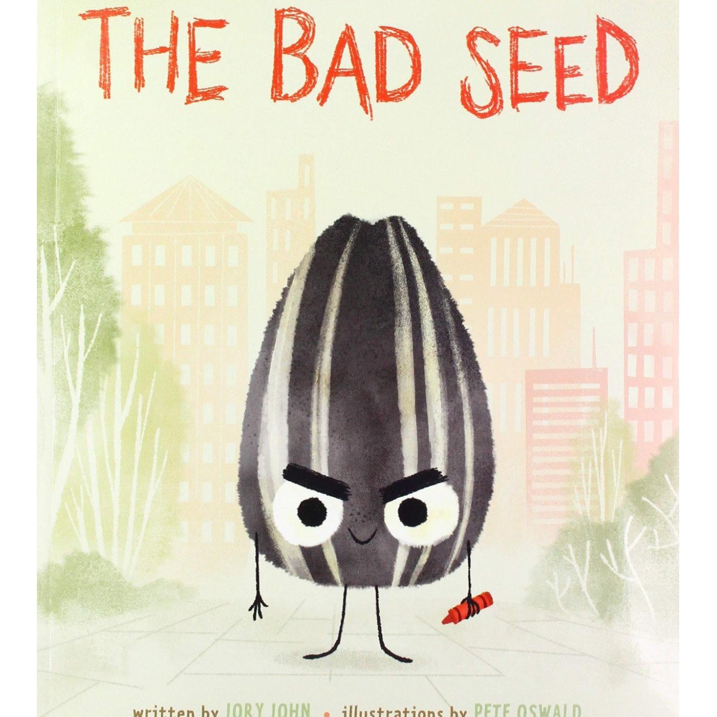The bad seed ★貼標籤孩子的背後,你願意聽他們的故事嗎★