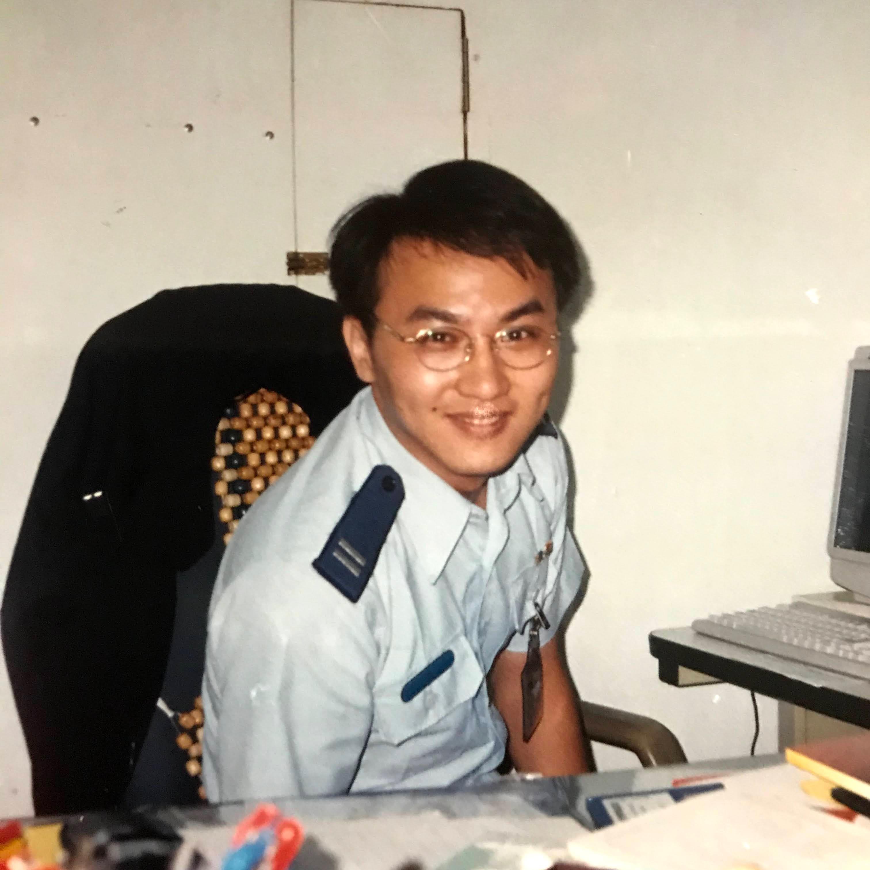 軍事漫聊-空軍總部勤務隊輔導長(一)