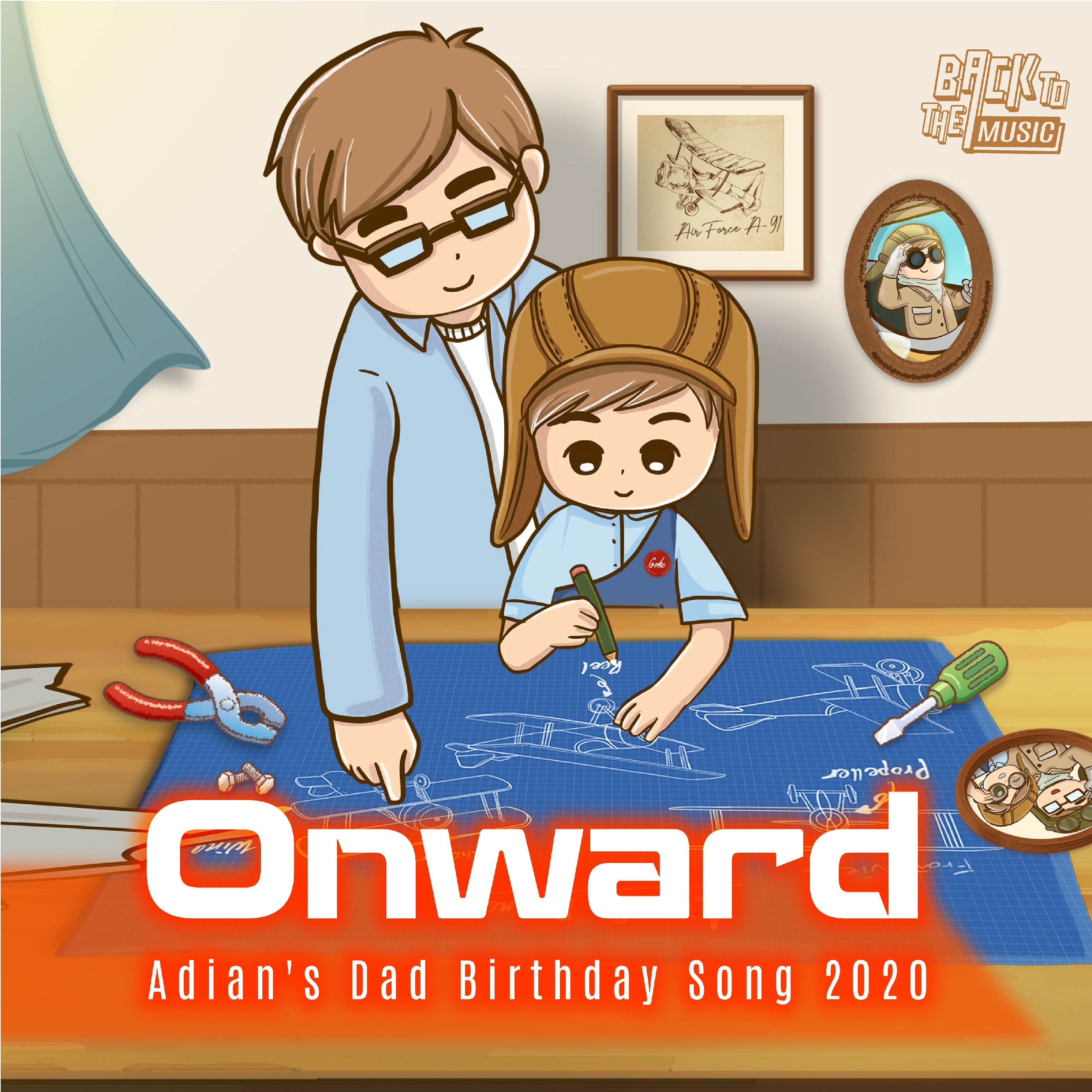 【Onward】  Music   Praise the Lord 2021   Back To The Music